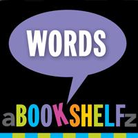 alex atkins bookshelf words